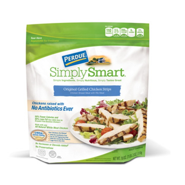 PERDUE® SIMPLY SMART® Original Grilled Chicken Strips (18 oz.)