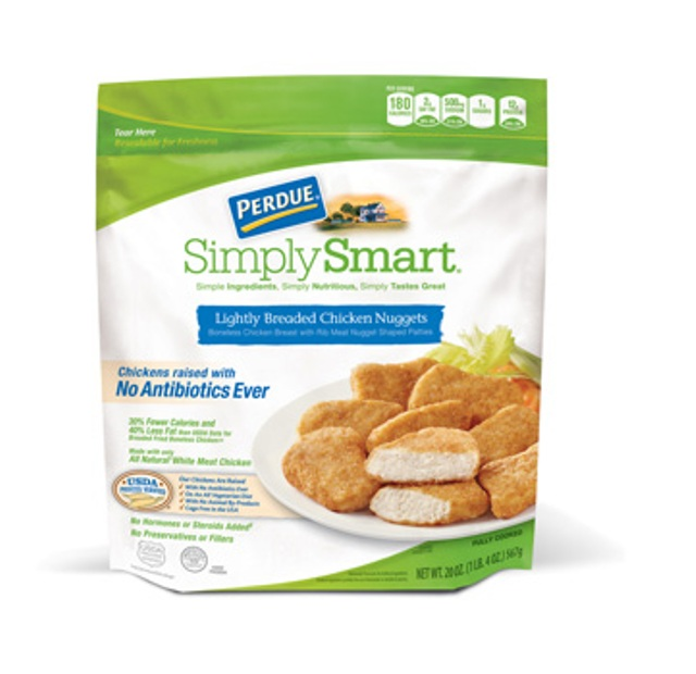 PERDUE® SIMPLY SMART® Lightly Breaded Nuggets (20 oz.)