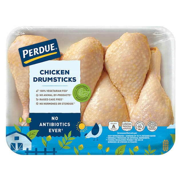 PERDUE® Fresh Chicken Drumsticks