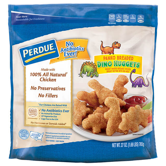 Panko Breaded Dino Nuggets (27 oz.)