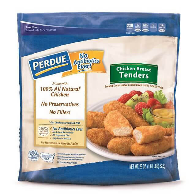 Breaded Chicken Breast Tenders (29 oz.)