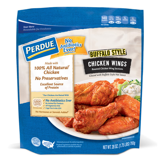 Perdue 174 Buffalo Style Glazed Chicken Wings 28 Oz Perdue 174