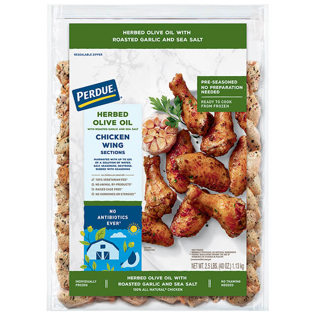 PERDUE® Individually Frozen Chicken Wings (3 lbs.) | 82984 ...
