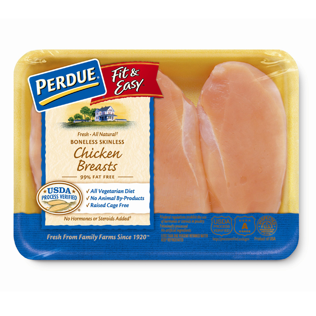 PERDUE® FIT & EASY® Boneless, Skinless Chicken Breasts