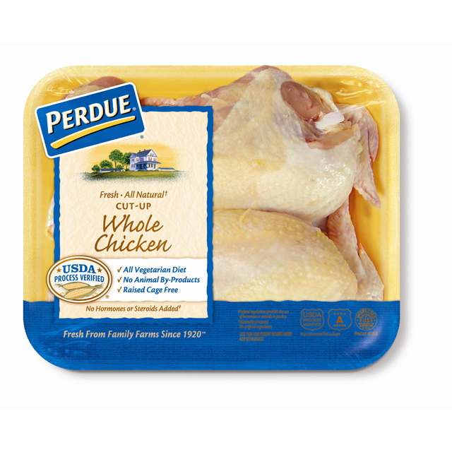 PERDUE® Whole Cut-Up Chicken