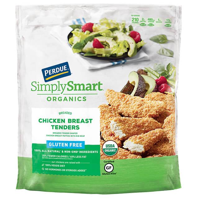 ORGANICS Gluten Free Breaded Chicken Breast Tenders (42 oz.)