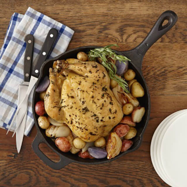 OVEN STUFFER® Whole Chicken with Giblets