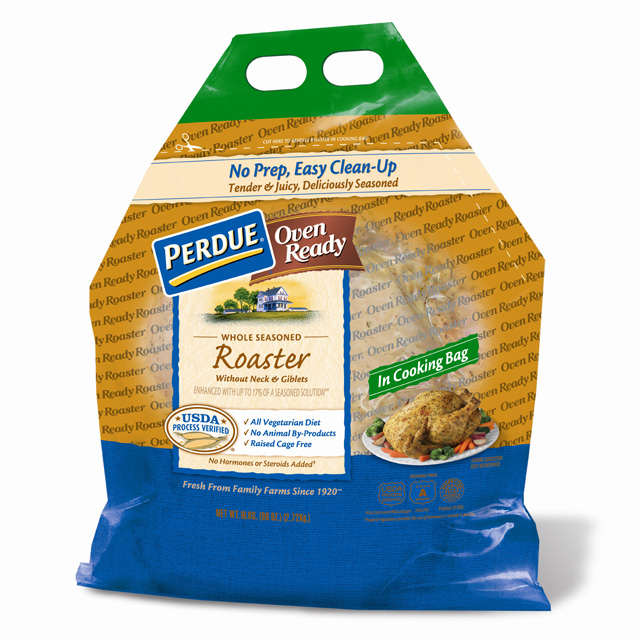 Perdue 174 Oven Ready Whole Seasoned Roaster 6 Lbs Perdue 174