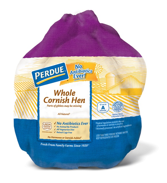 PERDUE® Whole Cornish Hen