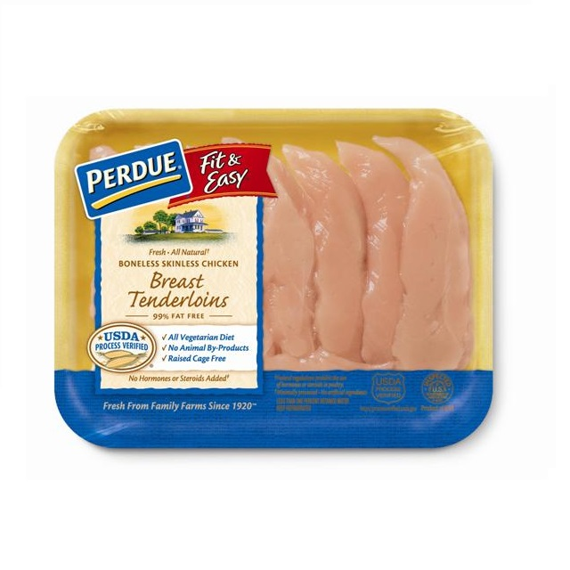 PERDUE® FIT & EASY® Boneless, Skinless Chicken Breast Tenderloins