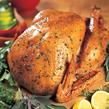 Classic Herb-Rubbed Turkey