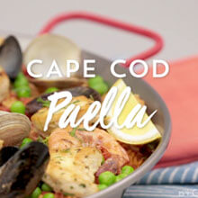 Cape Cod Chicken Paella