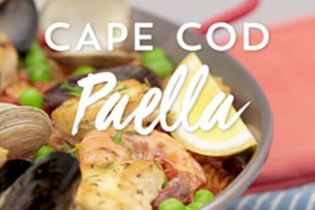 Cape Cod Chicken Paella Video