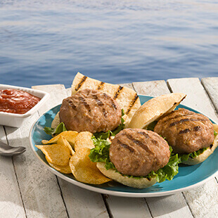 Chesapeake Bay Burgers