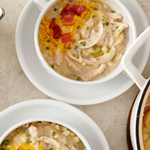 Chicken And Sweet Corn Chowder