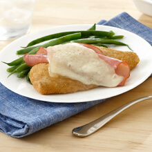 Chicken Cordon Bleu