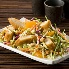 Crispy Chinese Chicken Salad