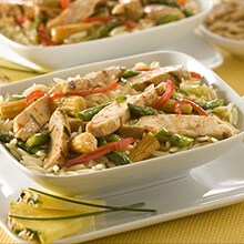 Fusion Chicken Stir Fry
