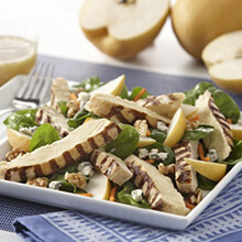 Grilled Chicken and Asian Pear Salad