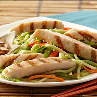Chopstick Chicken Salad