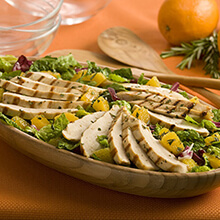 Orange Rosemary Chicken Salad
