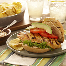 Chipotle Chicken Sandwiches