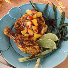 Santa Fe Grilled Chicken