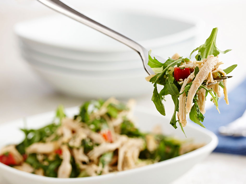 Sesame Ginger Chicken Salad Perdue 174