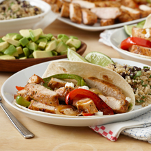 Sweet And Spicy Perfect Portions Fajita