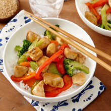 Sweet And Spicy Perfect Portions Stir Fry